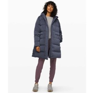 NWT Lululemon IN A FLURRY PARKA Size 2